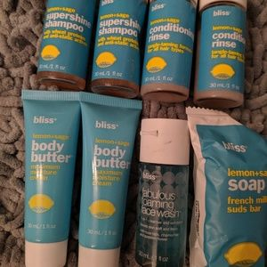 Bliss Makeup - Bliss Travel Kit Bundle